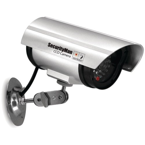 Security Man Sm-3601S Dummy Indoor Camera With Led