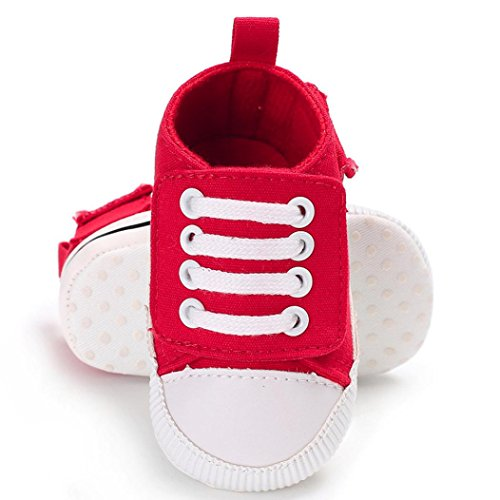 Manadlian Chaussures B/éb/é B/éb/é Enfant Fille Gar/çon Soft Sole Crib Toddler Newborn Shoes