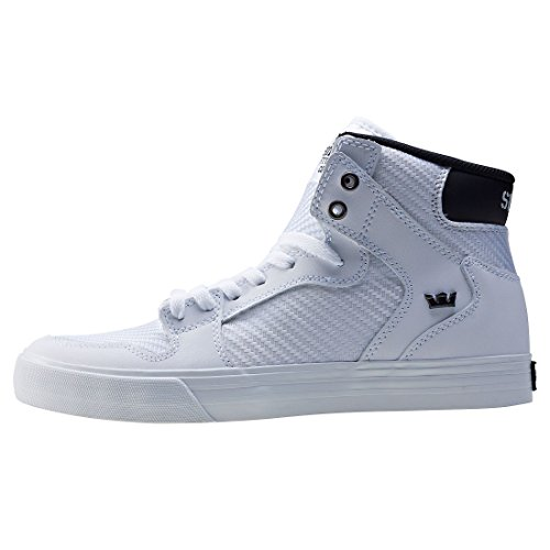 Supra Vaider LC Sneaker Weiss weiss