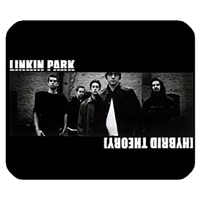 Exclusive design from 8888 - Custom Linkin Park Mouse Pad Gaming Rectangle Mousepad CM- - 8.5*7.1*0.2 inches -