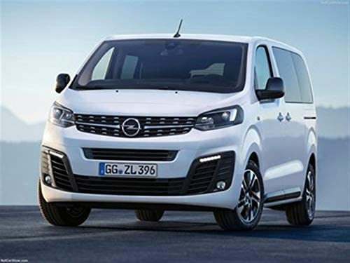 Amazon Com Opel Zafira Life 2020 Poster 18 X 24 Opel Zafira