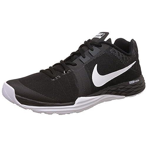 NIKE Men\u0027s Train Prime Iron DF Cross Training Shoe, Black/White/Anthracite/Cool  Grey, 9.5 D(M) US