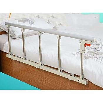 Amazon Com Bed Rail Assist Handle Folding Bed Rails For