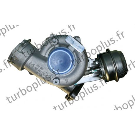 Turbo Volkswagen Passat B5 1.9 TDI 130 CV 717858, 712077, 716215: Amazon.es: Coche y moto