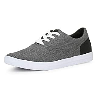 Burnetie Men's Grey CVO Sneaker 8 M US