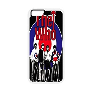 JamesBagg Phone case The Who Music Band For Apple Iphone 6 Plus 5.5 inch screen Cases FHYY537284