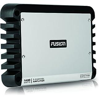 Discount Fusion Entertainment SG-DA51600 Signature Series 5 Channel Marine Amplifier