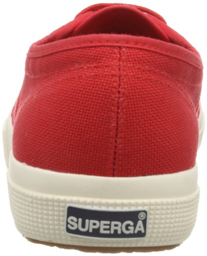 Adulto 975 Red Superga Unisex Rosso Sneakers qA4nvR8