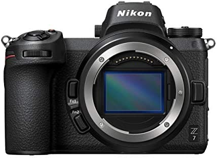Nikon Z7 - Cámara sin Espejo de 45.7 MP (LCD TFT de 3.2, 4K, 493 ...