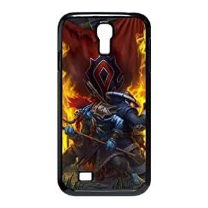 Chen Stormstout Samsung Galaxy S4 90 Cell Phone Case Black TPU Phone Case SV_079648