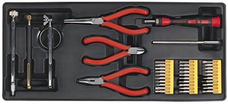 Sealey TBT17 - Bandeja de herramientas (pack de 38): Amazon.es ...