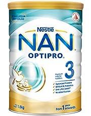 Nestlé NAN OPTIPRO Gro 3 Growing Up Milk, 1.8 Kg