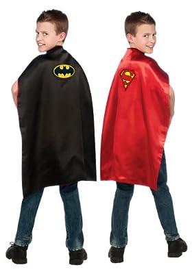 Superman/Batman Double Sided Cape