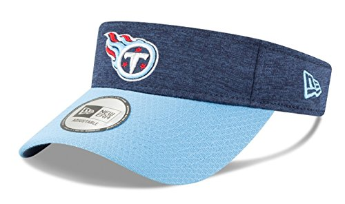 New Era Tennessee Titans NFL 2018 Official Sideline Performance Visor by New Era