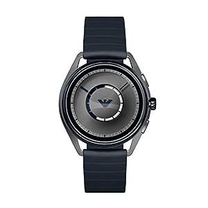 Emporio Armani Smartwatch para Hombre con Correa en Caucho ART5008 ...