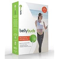 BellyBuds by WavHello, Pregnancy Baby-Bump Headphones | Prenatal Bellyphones ...