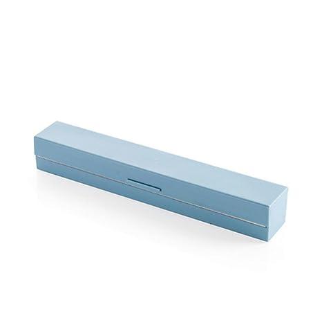 gaddrt Cling Film Dispensador de papel de aluminio y cortador de papel film de cocina y