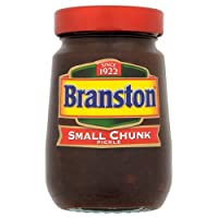 Branston Small Chunk Pickle 360g (Pack of 6 x 360g)