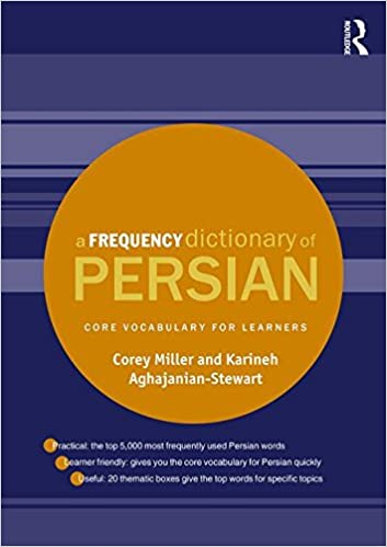 A frequency dictionary of persian core vocabulary for learners a frequency dictionary of persian core vocabulary for learners routledge frequency dictionaries 1st edition fandeluxe Images