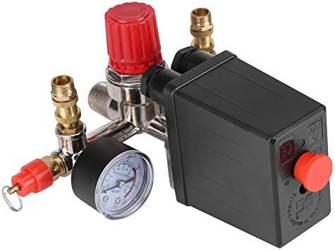 Regulador de presion compresor de aire