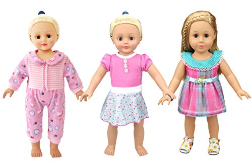 18 Baby Doll Clothes - 9