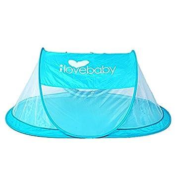 Instant Portable Travel Baby Tent Pop Up Beach Tent for Kids Blue  sc 1 st  Amazon.com & Amazon.com : Instant Portable Travel Baby Tent Pop Up Beach Tent ...