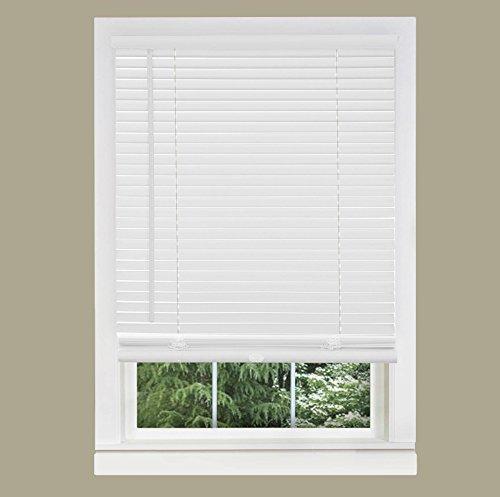 Achim Home Furnishings MSG227WH06 Morningstar G2 Cordless Blinds, 27