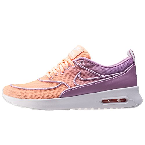 Nike Wmns Air Max Thea Ultra Si, Entrenadores para Mujer Mehrfarbig (Sunset Glow/sunset Glow/orchid/white)
