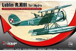 MIRAGE HOBBY® 485003 Lublin R.XIII Ter//Hydro in 1:48