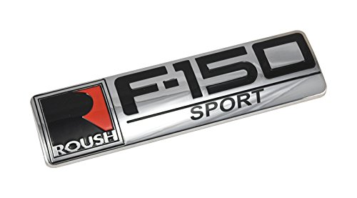 Long Rear Fender (Roush F-150 Sport Ford Truck Fender & Rear Tailgate Emblem - 8