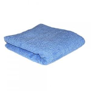 Hair Tools Luxury Towels (12) - Cornflower Blue