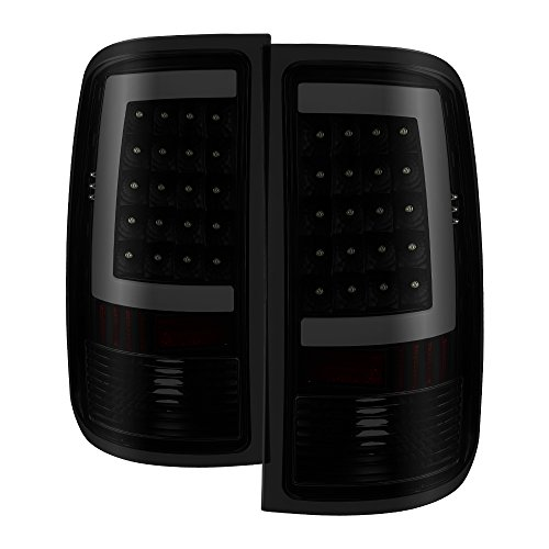 Gs07 Led (Xtune ALT-ON-GS07-G2-LED-BSM Tail Light, 1 Pack)