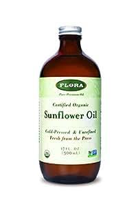 Sunflower Oil certified organic 17 oz