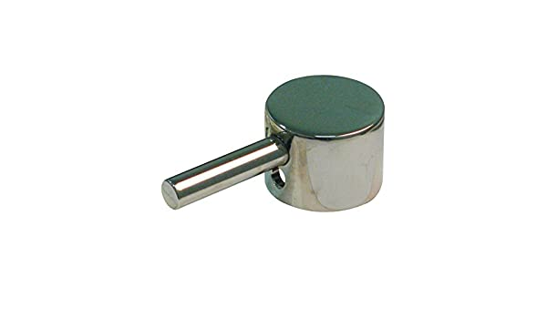 Rohl ZZ9507202B-PN Modern Architectural Cross Handle Only for Ql66X and Ql66Xl Swing Arm Pot Fillers Polished Nickel