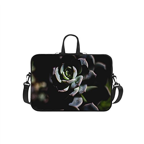 "Custom Flowers Classic Durable Sleevefor 11"" 11.6"" Laptop Wa"