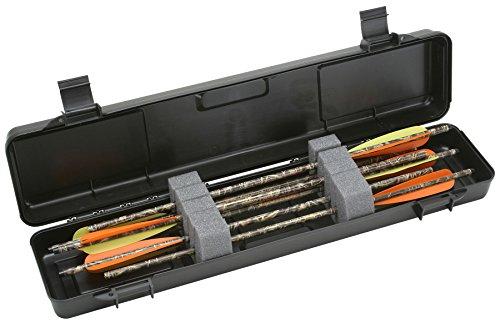 Pfeilbox MTM für Armbrustpfeile Schwarz / Black für 12 Pfeile Bogensport
