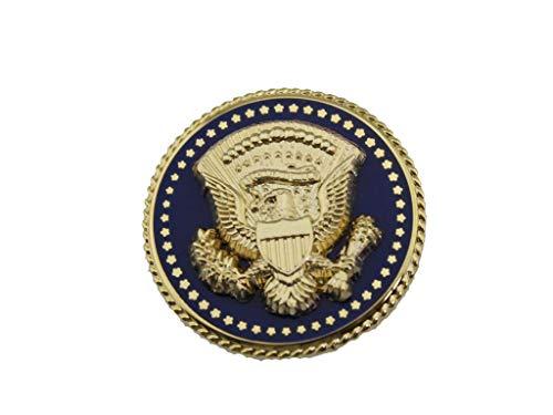 hibadge US Presidential President Lapel Pin -repro