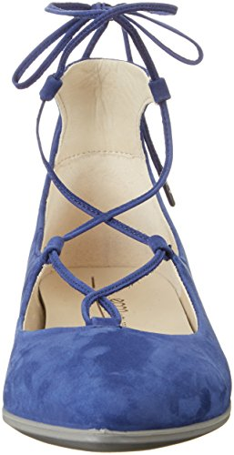 ECCO Pointy Shape Donna 2139mediveval Ballerine Blu rwBgq6xr4