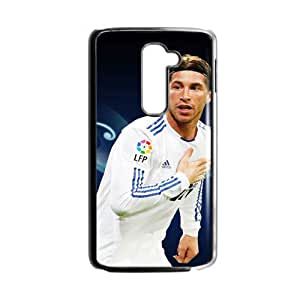 With Sergio Ramos Unique Phone Case For Girly For Optimus G2 Choose Design 3