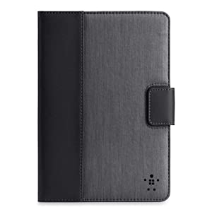 Belkin Chambray Tab Cover/Case with Stand for the iPad mini by Belkin Logistics