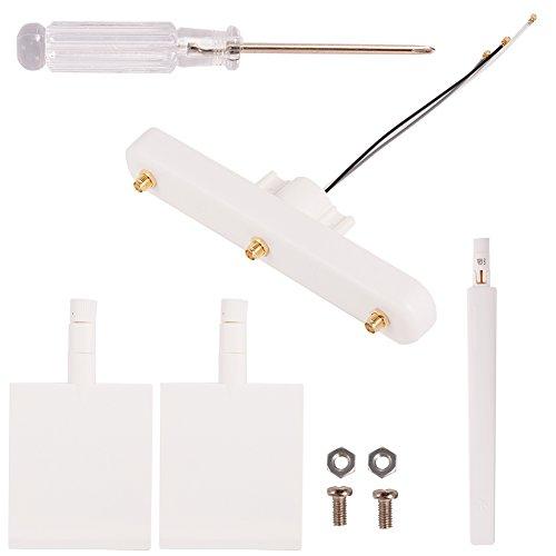Studyset Emorefun for DJI Phantom 3 Standard WiFi Signal Range Extender Antenna Kit 10 dBi Omni Birthday