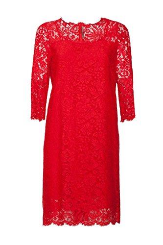 ermanno-scervino-womens-d302q342yak14202-red-cotton-dress
