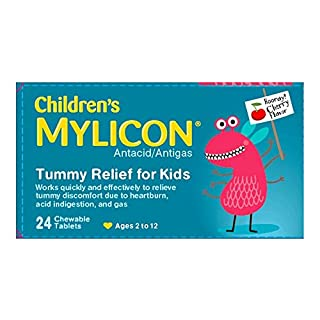 Mylicon Children's Multi Symptom Chewables (Pack of 2)