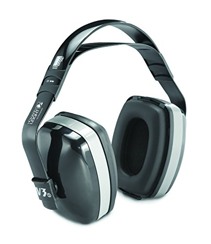 (Howard Leight by Honeywell Viking Series V3 Multi-Position Dielectric Safety Earmuff (1010927))
