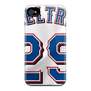 Hot New Texas Rangers Case Cover For Iphone 4/4s With Perfect Design
