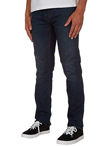 Denim New Volcom Uomo Azul Jeans Vorta Da qxgxwB0Cn5