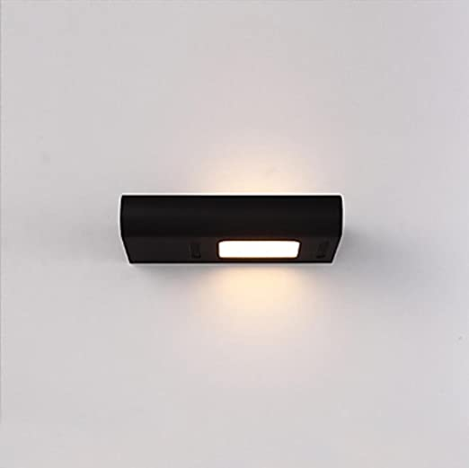 Indoor Lighting GAG-Wall Lights@AC 12 DC 12 12 LED Integrated Modern/Contemporary Modern/Comtemporary Painting Feature for Bulb Included,Ambient Light Wall SconcesWall Clip Lights