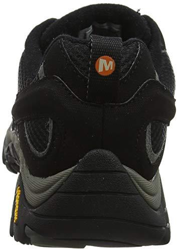 Moab Gtx De 2 black Mujer Para Negro Merrell Zapatillas Senderismo Black 7nqB1Uwq4W