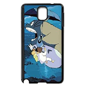My Neighbour Totoro Samsung Galaxy Note 3 Cell Phone Case Black yzcf