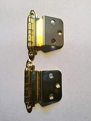 1 Pair Supplies of Free Swing BP3417-3 Bright Brass 3/8